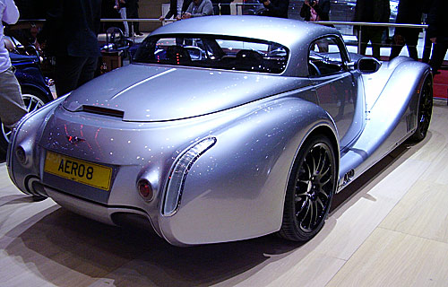 Morgan Aero Eight (Genève 2015)