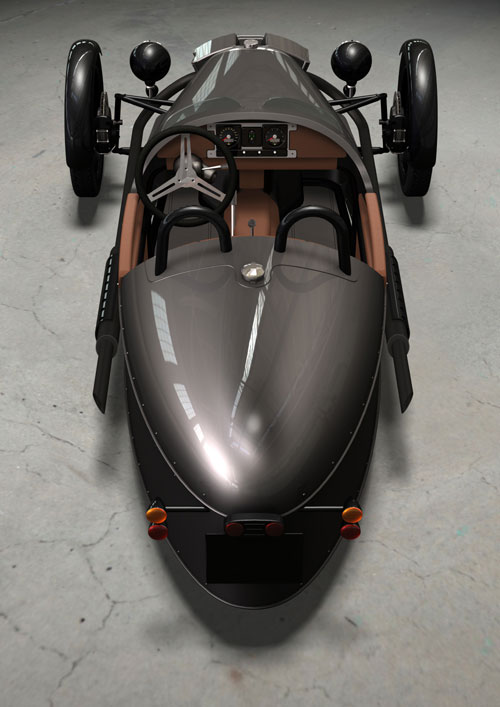 Morgan 3-Wheeler 2011