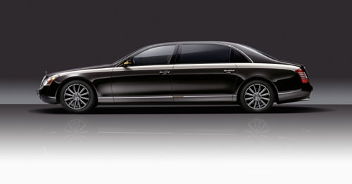 Maybach  62 Zeppelin  2009.