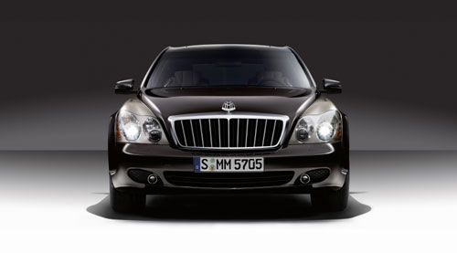 Maybach 57 et 62  Zeppelin  2009.