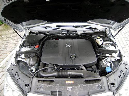 Essai Mercedes Benz C 200 Cdi Break Blueefficiency