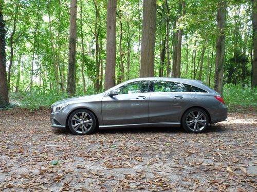 Mercedes CLA 200 Shooting Brake 2015