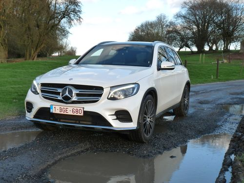 Mercedes GLC 250d 4matic - 2016