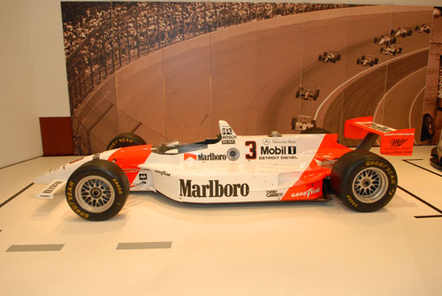 Penske – Mercedes PC IndyCar, 1994 (collection : Mercedes-Benz, Stuttgart)