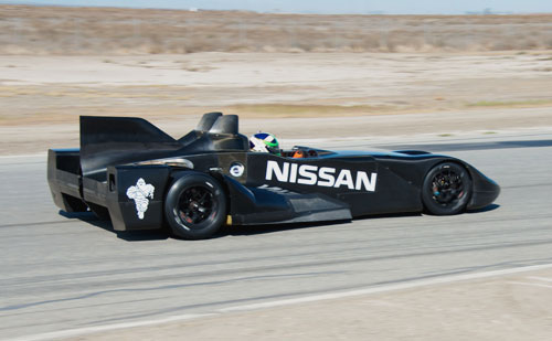 Nissan DeltaWing 2012