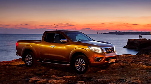 Pick up Nissan Navara 2016