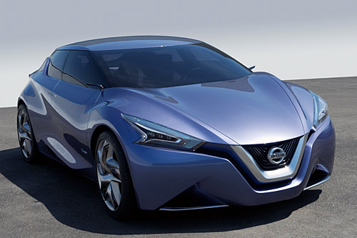 Nissan concept-car Friend-me (Shanghai 2013)
