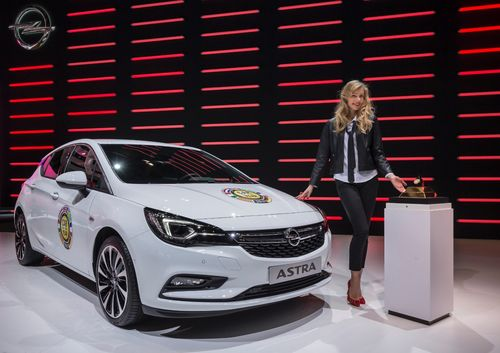 Opel Astra - Car of the Year 2016