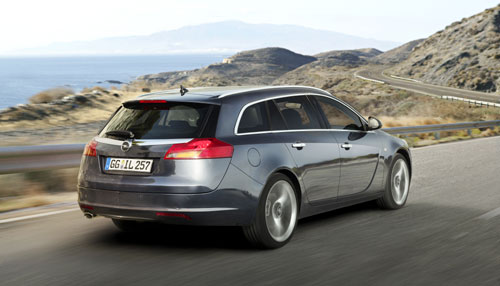 Opel  Insignia  Sports Tourer  2009.