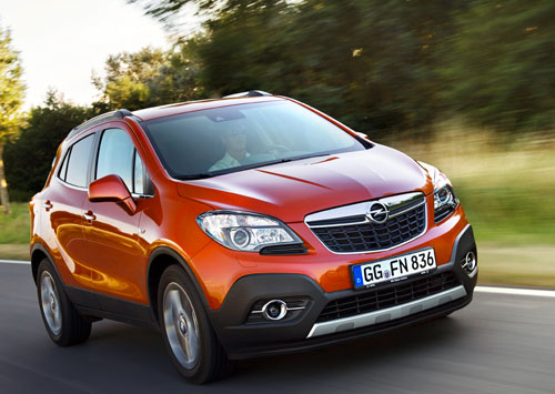 opel mokka d j command s et de nouvelles versions pr vues automania. Black Bedroom Furniture Sets. Home Design Ideas