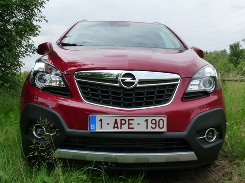essai l 39 opel mokka le petit suv d 39 opel automania. Black Bedroom Furniture Sets. Home Design Ideas