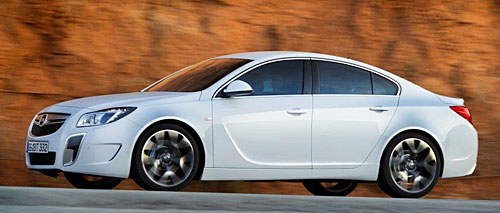 Opel Insignia OPC Unlimited 2011
