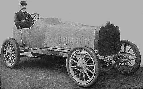 Voiture de course Opel-Darracq, Coupe Gordon-Bennett 1904