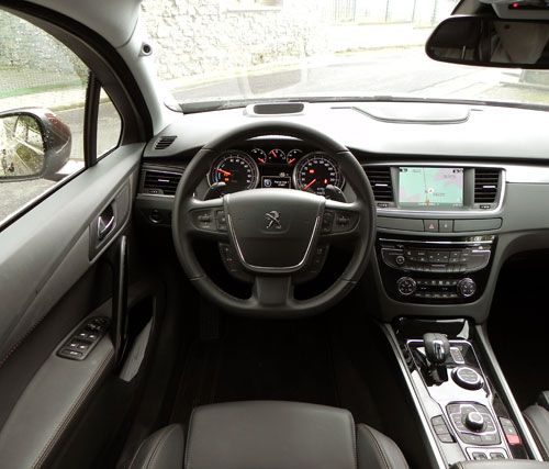 essai le peugeot 508 rxh un crossover hybride la sauce diesel automania. Black Bedroom Furniture Sets. Home Design Ideas