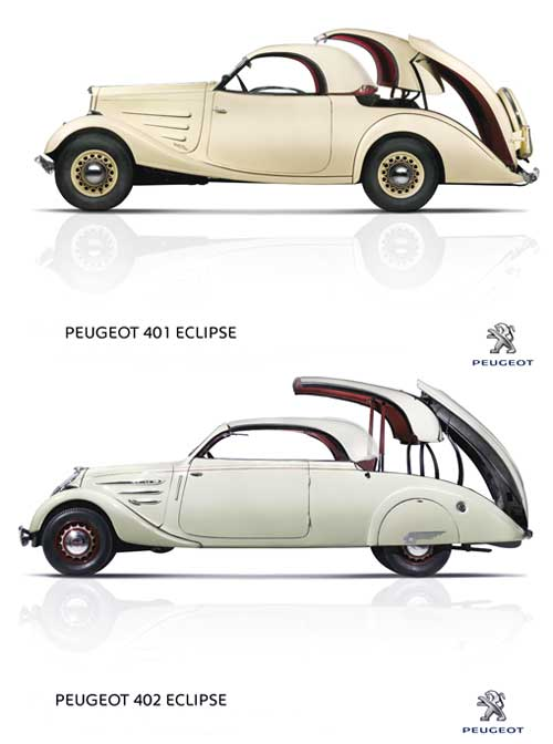 Peugeot Eclipse (401 & 402)
