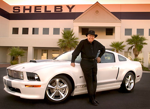 Carroll Shelby (11 01 1923 - 10 05 2012)