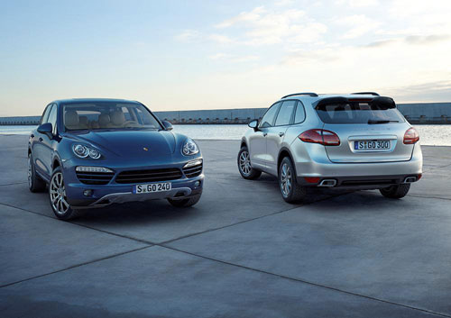 moteurs v6 essence et diesel pour la nouvelle g n ration de porsche cayenne automania. Black Bedroom Furniture Sets. Home Design Ideas
