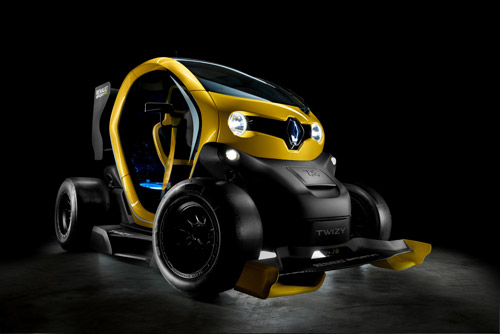 Concept-car Twizy Renault Sport F1