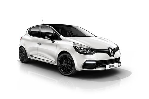 Renault Sport Clio IV RS