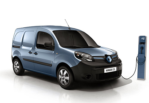 le renault kangoo 2013 d voile son nouveau visage automania. Black Bedroom Furniture Sets. Home Design Ideas