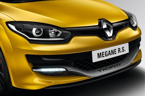 Renault Mégane RS 275 Trophy 2014