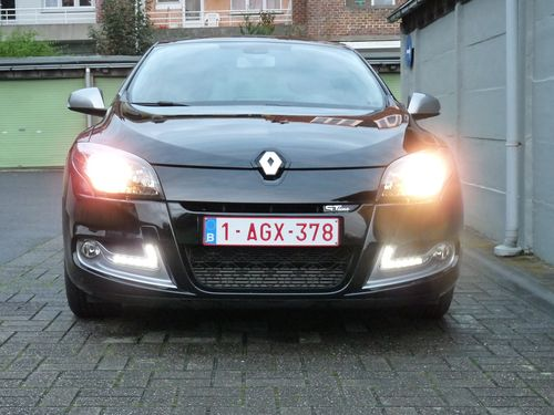 Renault Mégane Energy 1.2 TCe 115 ch. 2012