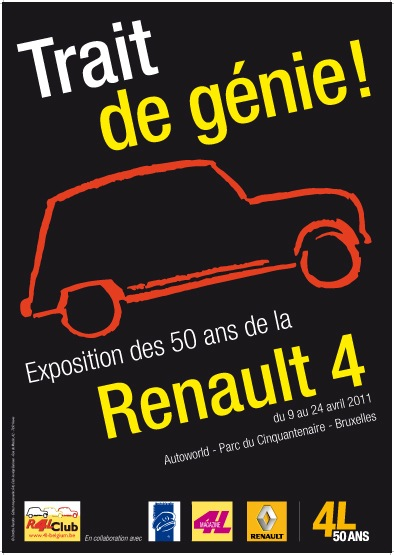exposition trait de g nie la renault 4 tun e du film rien d clarer joue le premier. Black Bedroom Furniture Sets. Home Design Ideas