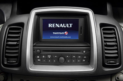 renault tomtom carminat ge ntegreerd navigatiesysteem. Black Bedroom Furniture Sets. Home Design Ideas