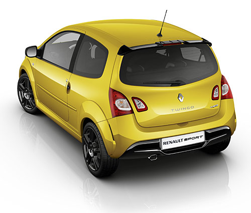 la renault twingo r s subit une mise jour pour l 39 ann e mod le 2012 automania. Black Bedroom Furniture Sets. Home Design Ideas