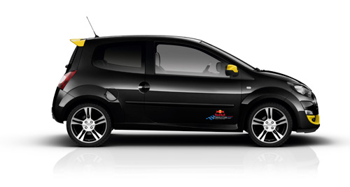 Renault Twingo R.S. Red Bull Racing RB7 2012