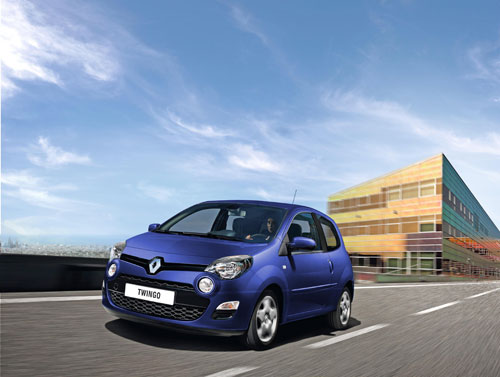 Renault Twingo 20th (2013)