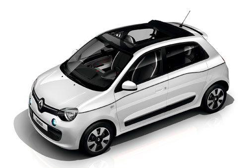 Renault Twingo Night and Day 2015