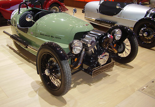 Morgan Three Wheeler 2014