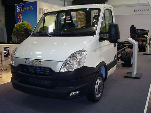 pin iveco daily 2012 ecoline on pinterest. Black Bedroom Furniture Sets. Home Design Ideas
