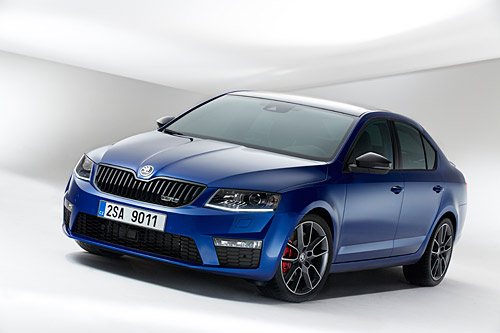 Skoda Octavia RS Berline 2013