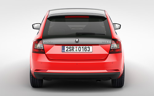 Skoda Rapid Spaceback 2014
