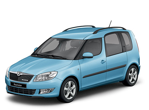 Skoda Roomster GreenLine 2013