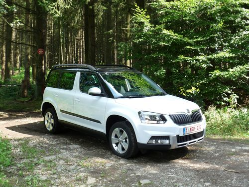 essai le skoda yeti r serv mais efficace automania. Black Bedroom Furniture Sets. Home Design Ideas
