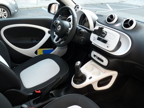 Smart ForFour Passion 71 kW 2015