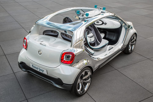 smart  fourjoy (IAA 2013)