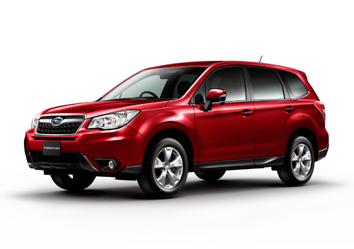 Subaru Forester 2.0L (2013 Japanese Market)