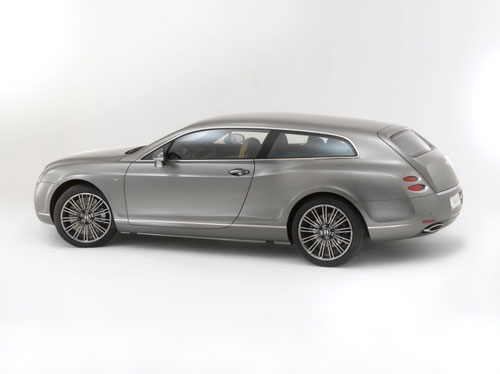 Bentley Continental Flying Star by Touring (Genève 2010)