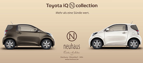 Toyota IQ Neuhaus Collection 2010