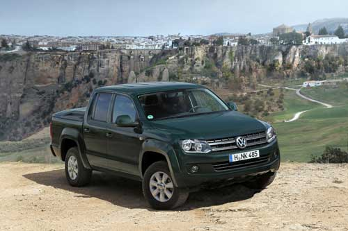 VW Amarok 2013 (Made in Hannover)