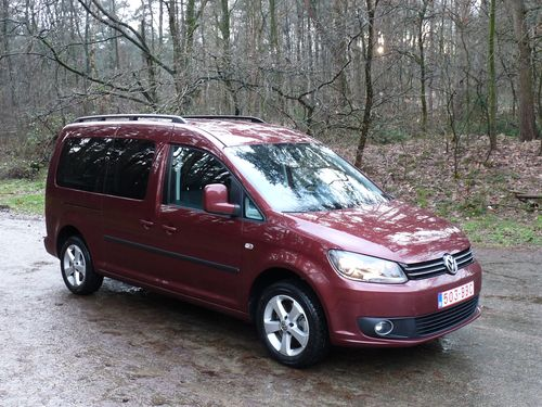 VW Caddy Maxi 1.6 TDI 102ch. DSG7 Confortline