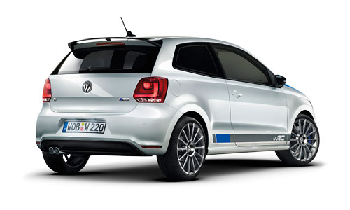 VW Polo R WRC  Street Legal (2013)