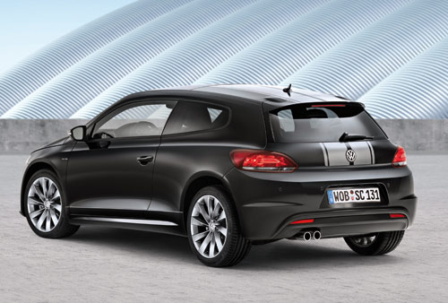 Volkswagen Scirocco Million 2013