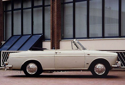Cabriolet VW 1500 Typ 3 (1961)