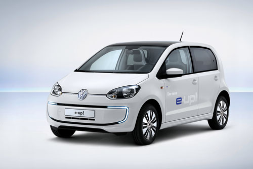 VW e-up! (Frankfurt IAA 2013)