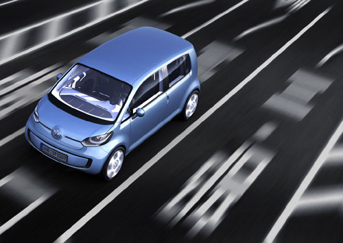 VW space up! Concept (Tokyo 2007)
